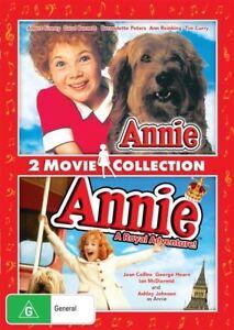 Annie-Annie-A-Royal-Adventure-1-Disc-DVD-NEW-Region-4-Australia