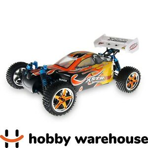 HSP 94107TOP-11V-66001 Orange 2.4Ghz Brushless 4WD Off Road RTR 1/10 Buggy