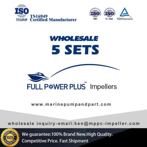Impeller Jabsco 653-0001 Johnson 09-810B-1 CEF 500101 JMP7050 DJ PUMP 08-39-0601
