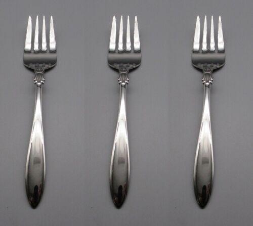 SET OF THREE Oneida Stainless KENYA Serving Forks NEW
