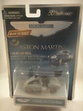 Shelby Collectibles Aston Martin DBR1 50th Anniv 1:64 scale NEW After the race