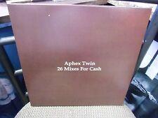 Aphex Twin 26 Mixes For Cash Warp 4x LP NEW COLORED vinyl