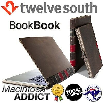 "Twelve South BookBook Leather Case for 15"" MacBook Pro with Retina Display"
