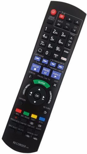 Ersatz Fernbedienung für Panasonic DMR-UBS90DMR-UBS90EGK