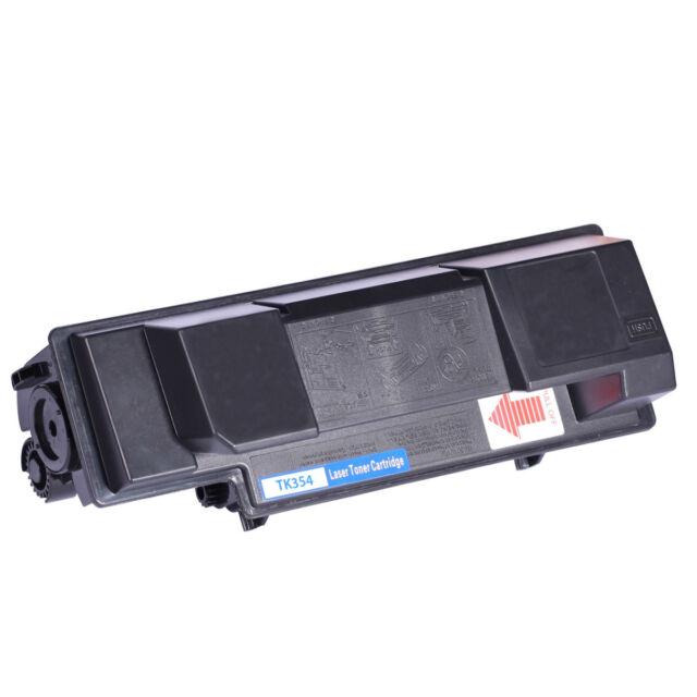 4 x Black Toner Cartridge TK354 TK 354 For Kyocera FS3920DN FS3640MFP FS3040MFP