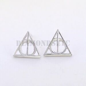 a402c4ccc Image is loading Authentic-Harry-Potter-Deathly-Hallows-925-Sterling-Silver-