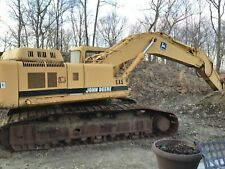 1996 John Deere 992 Elc Excavator