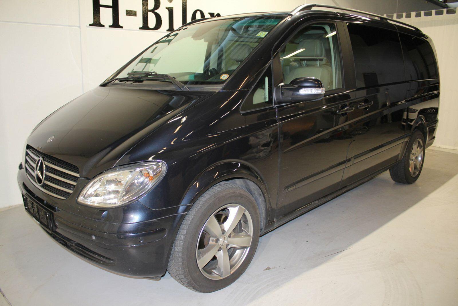 Mercedes Viano 3,0 CDi Ambiente lang aut. 4d - 139.800 kr.