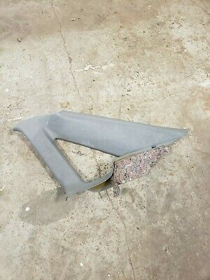 1994 1995 1996 Chevy Impala SS drivers rear Gray Front door sill trim 94 95 96