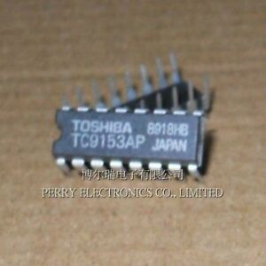 TOSHIBA TC9153AP DIP-16 electronic volume