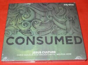 Consumed-Digipak-by-Jesus-Culture-CD-DVD-Jul-2010-2-Discs-Kingsway-Music