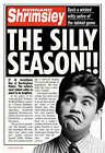 The Silly Season by Bernard Shrimsley (Hardback, 2003)