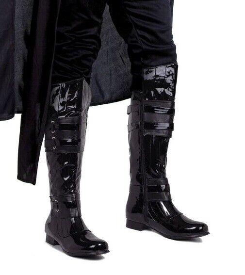 Negro bolas de espacio de Darth Vader Star Wars Juegos con disfraces Disfraz para hombre botas