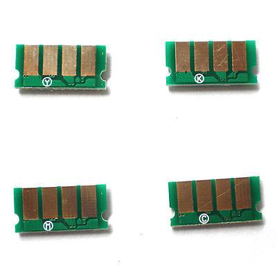4 x Toner Reset Chip for Ricoh Afico MP C300//300SR//400//400SR   841295 841724