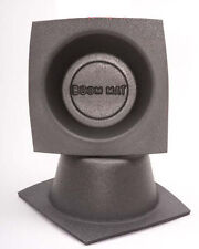 "DEI 050331 BOOM MAT FOAM SPEAKER BAFFLES 6.5"" CAR SPEAKERS PAIR SOUND DEADENER"