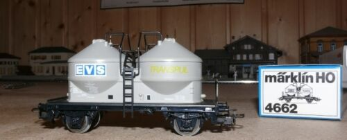 N2 Märklin 4662 carro contenitore finemente ammassare transpul EVS