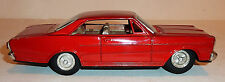Made in JAPAN Tin Litho Battery Op 1966 FORD GALAXIE 500 2-Door HARDTOP ~ 8.5-in
