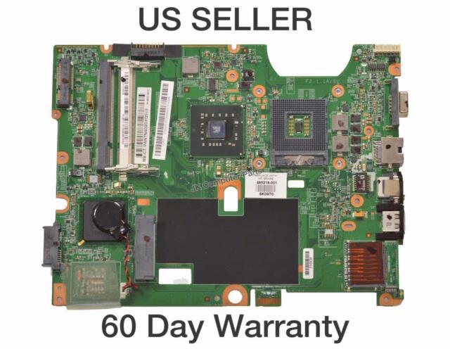 HP G50/G60/G70 Compaq Presario CQ60/CQ70 Laptop Motherboard s478 485218-001