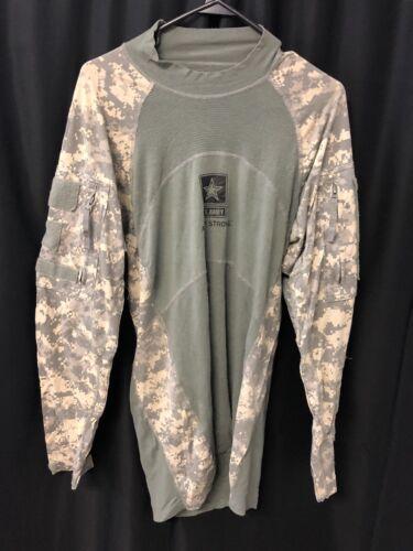 MASSIFF ACU ACS U.S Army Army Strong Combat Shirt Digital Camo See Listing