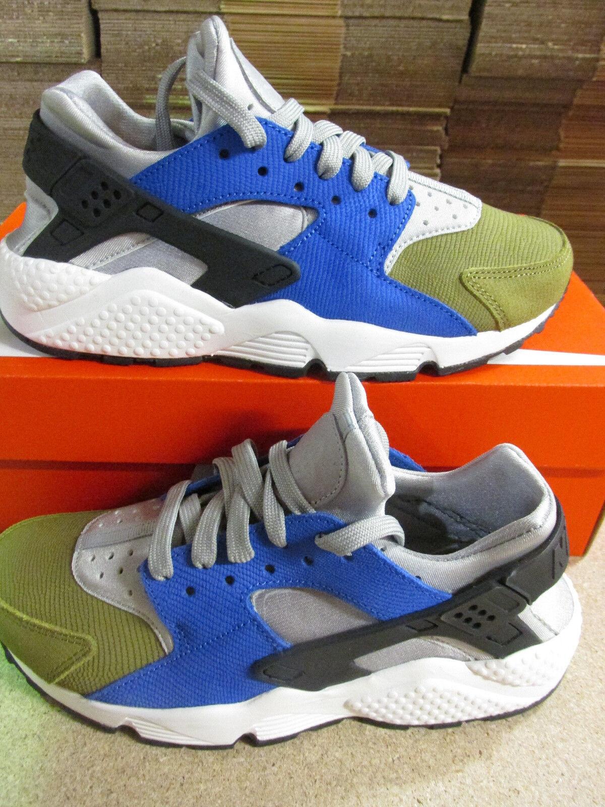 nike womens air huarache run PRM trainers 683818 007 sneakers shoes