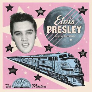 Elvis-Presley-A-Boy-From-Tupelo-The-Sun-Masters-New-Vinyl-LP-150-Gram-Down