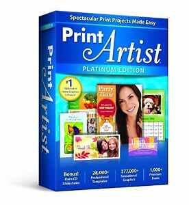 Print Artist Platinum 25 PC