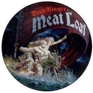 EX-EX-Meat-Loaf-Dead-Ringer-Picture-Disc-Vinyl-LP-Pic-MeatLoaf-Bat-out-of-Hell