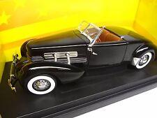 1937 Cord model 812 Sportsman Super Charged 1:18th scale diecast Ertl Co E.L 810