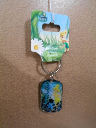 Keychain Key Chain Keyring Tinkerbell Fairy Moody