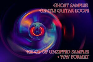Details about Ghost Samples - Gentle Guitar Loops/WAV Format/BPM (68 to 130  BPM) 4 13Gb