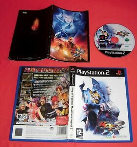 Playstation PS2 King of Fighters Maximum Impact II KOF 2 [PAL (Fr)] PS2 Slim JRF