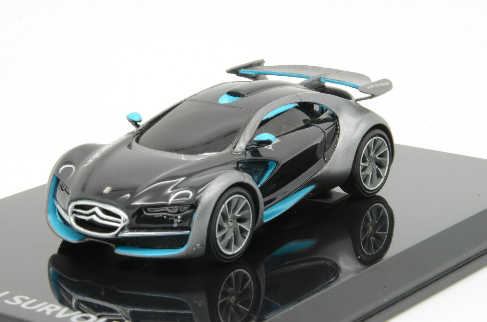 Mega Mega Mega Raro    CITROEN Survolt Le Mans Provence Moulage Norev 1 43 da4c1c