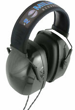 Milian Acoustics SV Isolation Studio Mixing Console Reference Headphones Black