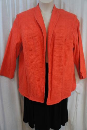 Sz Dunner positano Coat 18w Cotton 100 Persimmon Alfred Kvinde Orange Jakke qtfdCxf7wp