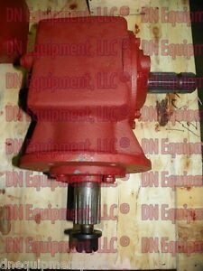Replacement Rotary Cutter Gearbox For Servis Rhino Se15