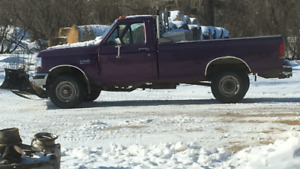 1989 Ford F 250