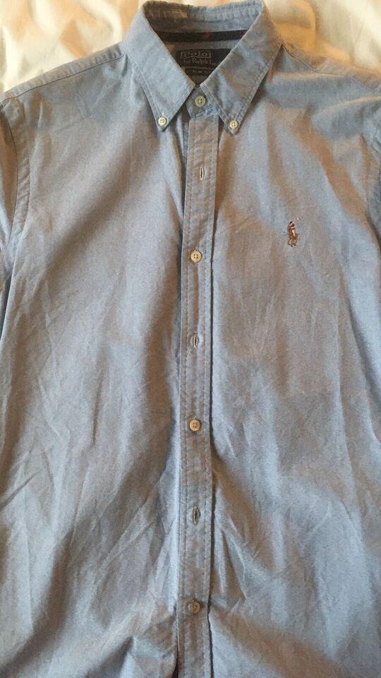 Skjorte, Ralph Lauren, str. S