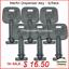 Merfin Dispenser Key for Paper Towel Toilet Tissue Dispensers 6//pk.