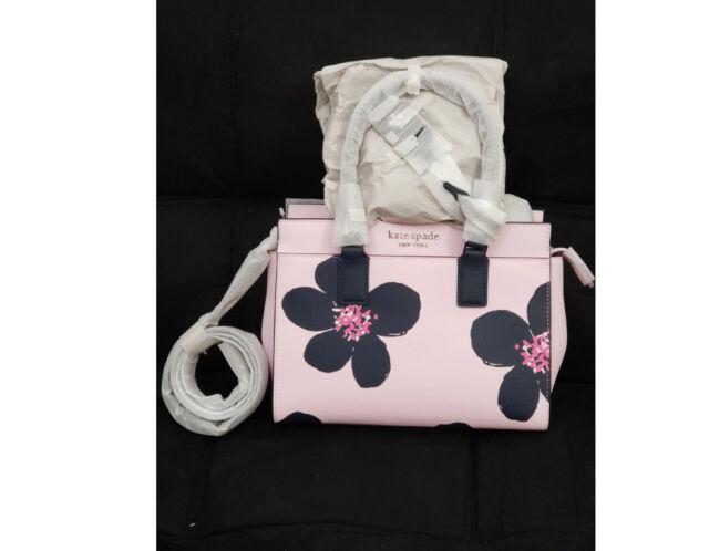 ❤️NWT Kate Spade Cameron Grand Flora Medium satchel tote shoulder bag