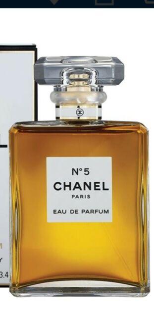 Chanel No 5 EDP 100 ml . Women's Parfume Natural Spray.Sealed.