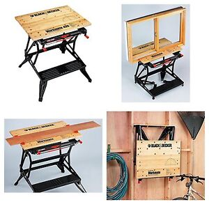 Image Is Loading NEW Portable Industrial WorkBench Tool Stand Clamp Table