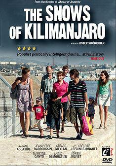 DVD:THE SNOWS OF KILIMANJARO - NEW Region 2 UK