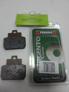 Comprimes-Frein-Set-ferodo-piaggio-beverly-400-MP3-125-250-X8-X9-125-150-250