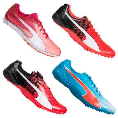 PUMA evoSPEED Spikes Leichtathletik Schuhe Sprintschuhe Herren Damen Running neu