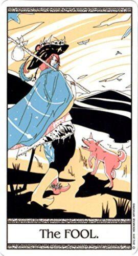 HESOMOGE Production【Beautiful illustration】 Blue bird tarot from japan
