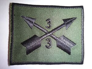 US Army 3rd Battalion 3rd SPECIAL FORCES GROUP Subdued Patch