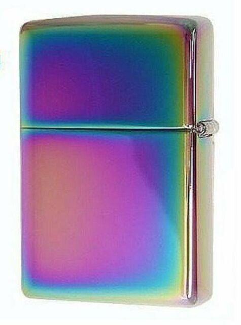 Zippo Rainbow Spectrum Lighter, High Polish, Windproof #151
