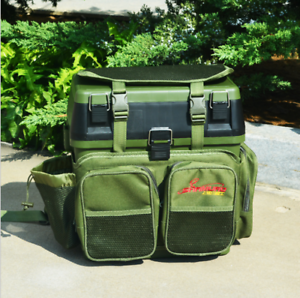 Tackle Boxes & Bags FISHING TACKLE SEAT BAG BACKPACK