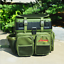 Nylon-Fishing-Tackle-Seat-Box-Backpack-Camping-Stool-Seat-Case-Carrier-Bag thumbnail 1