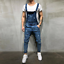 Men-Distressed-Denim-Overalls-Suspender-Trousers-Bib-Pants-Skinny-Jean-Jumpsuits thumbnail 3